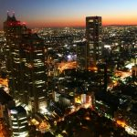 東京の夜景デートが無料で楽しめるスポット!